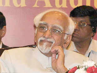 Rajya Sabha Chairman Hamid Ansari said his secretariat will review it in light of the atmosphere prevailing in the House at that time.