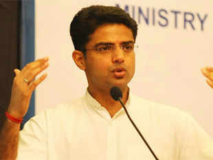 Minister of Corporate Affairs Sachin Pilot. The new law requires companies that meet certain set of criteria, to spend at least two per cent of their average profits in the last three years towards CSR activities.