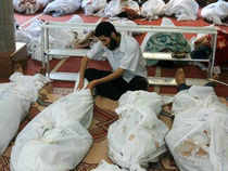 The operation by the security forces in Egypt against supporters of deposed president Mohamed Morsi has killed over 500 people.