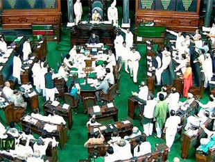 The calculation goes like this: the Lok Sabha sits for an average five hours daily - from 11 am to 5 pm, with an hour's lunch break in between.