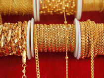 Jewellery stocks today tanked as much as 12 per cent, after the RBI prohibited inward shipment of gold coins, medallions and dores without licence and asked importers to make full upfront payment for the shipments.