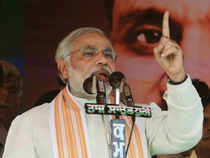 """BJP today said that instead of worrying about the economy, the ruling party is making its """"Modi-phobia"""" evident and lowering the political debate with use of """"derogatory"""" terms against him"""