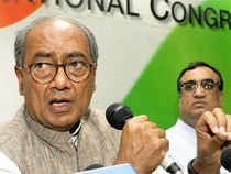 """""""As per the Congress tradition, elected MLAs choose their chief minister after Assembly elections,"""" Digvijay said."""