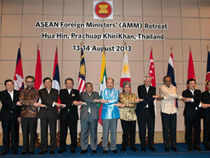 ASEAN can be the fulcrum for a new economic architecture in Asia and can effectively balance the rising economic and political hegemony of China.