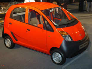 Tata Nano To Be Souped Up Positioned As Smart City Car