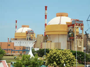 Kudankulam nuclear reactor will start generating 1000 MW of power by October end, Union Minister V Narayanasamy today said.