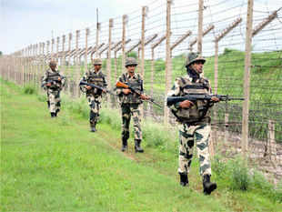 Defence Minister A K Antony had recently stated that the Army has been given a free hand to retaliate to deal with violations on the Line of Control.