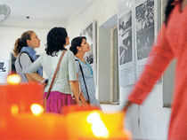 Gomes, who captured the national outcry post the gangrape incident over the past six months, has now put a photo essay up in an exhibition.