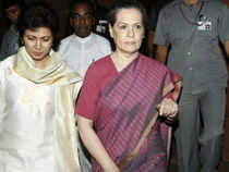 Will history remember Sonia Gandhi as the greatest spender for public good or a politician who destroyed the India story? (Pic by AFP)