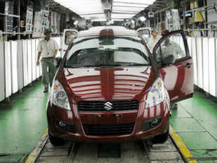 The long spell of dwindling car sales in India has forced Maruti to review its expansion plans to set up a manufacturing base in Gujarat. (BCCL)