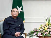 """""""The president is going nowhere. Soon after leaving the presidency, Mr Zardari will spend a week in Lahore to look into party affairs in Punjab province,"""""""