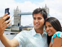 The number of Indians coming into Britain to work and study has registered a significant drop over the past year.