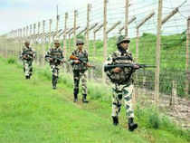 """""""There was no ceasefire violation by Pakistan in the past 48 hours, particularly on Thursday."""""""