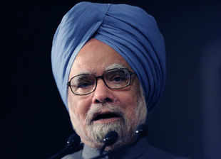 PM sought to show the positive side of depreciating rupee saying it is good for the economy as it increases export competitiveness and discourages imports.