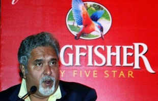 In words wrapped with caution, Mallya also questioned the logic of the shunting out of the Indian race from the 2014 calender.