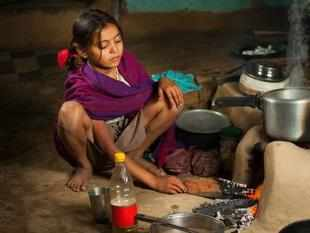 The initiative focusses on women and children who are primarily impacted by indoor air pollution from traditional cookstoves and kerosene-based lamps.