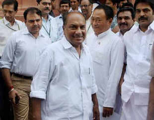 Rubbishing reports that China had occupied Indian land in Ladakh, Antony asserted in both RS and LS that no territory has been ceded to that country.