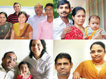 ET Wealth talks to seven families to understand how they are coping with the downturn.