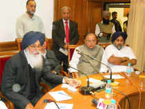 Punjab today faces a grim fiscal scenario with a cash-strapped SAD-BJP coalition government delaying payment of salaries to its employees.