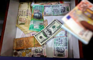 Rupee fall has forex reserves plunging $16.5 billion since April