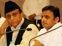 The Samajwadi Party has delivered a 'shut-up or ship-out' message to senior minister Azam Khan, who has been needling Chief Minister Akhilesh Yadav for sometime now.