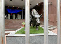 Markets opened on a subdued note extending overnight losses but quickly registered gains as the IIP for July surprised the street