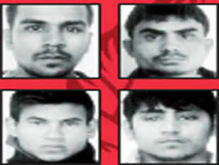 "A fast-track court on Friday gave death sentence to all four convicts in the Delhi gangrape case, saying the ""barbaric"" crime fell in the 'rarest of rare' category. In Pic: The four convicts pronounced guilty by the Delhi Court."