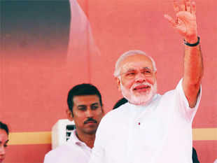 Narendra Modi's emergence as PM candidate is likely to prevent consolidation around BJP and turn his polarising personality into the main electoral issue in the 2014 general elections.