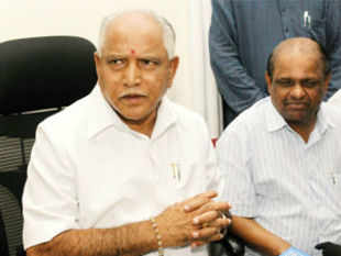 Yeddyurappa hinted at returning to BJP following the nomination of Gujarat Chief Minister Narendra Modi as its prime ministerial candidate.