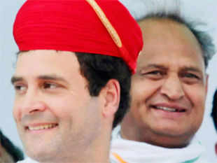 "Rahul Gandhi can be the party's prime-ministerial candidate given the ""good work"" he has done, Rajasthan Chief Minister Ashok Gehlot said"