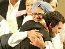 """Anyone who rules out a third term for Manmohan Singh as PM does not understand politics,"""" a cabinet minister and a close aide of the prime minister told ET Magazine."""