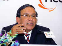 Most chairmen carry on the older tradition and leave an equally dirty balance sheet for the successor to clean up. But not Chaudhuri.