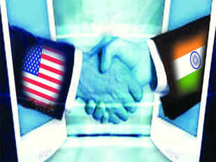 "Prime Minister Manmohan Singh today embarked on a visit to the US to chart a course for ""future cooperation"" by expanding and deepening bilateral relations in a host of areas, including trade and investment, defence and counter-terrorism."