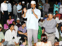 """Kejriwal said, """"We have informed the President that the Supreme Court has struck down a section of Representation of People's Act terming it unconstitutiona, then how the government can bring the same section through an Ordinance."""" (File image)"""