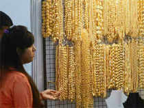 Gold imports kicked off after a gap of 2 months , raising hopes for jewellers and bullion dealers in Mumbai and south India for smooth imports before Navratri.