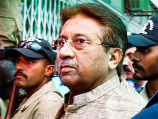 Musharraf's lawyers have said he faces security risks and hence the case should be moved out from Quetta.