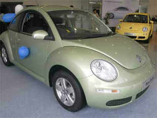 While the Polo and the Vento have earned a place on Indian roads, the Beetle never really got going. Funny thing was, it didn't look like that at the beginning.