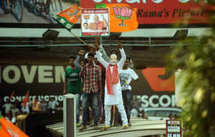 Narendra Modi's popularity will boost prospects in Assembly polls: BJP
