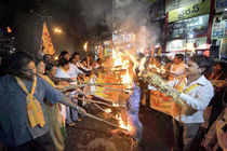 Telangana effect: Resignations and protests