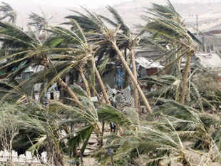 IMD today stood vindicated over its forecast that Phailin will not be a 'super cyclone' as predicted by some international agencies. (Pic: AP)
