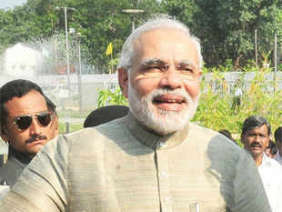More than 50 per cent of the respondents in Uttar Pradesh said Modi had better credentials to lead the economy and felt his development model was effective. In Bihar, the score for Modi on these counts was close to 55 per cent.