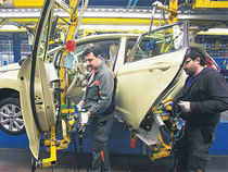 Several vendors catering to the four automakers say production plans for November assume output which is 10% to 50% lower across various models.