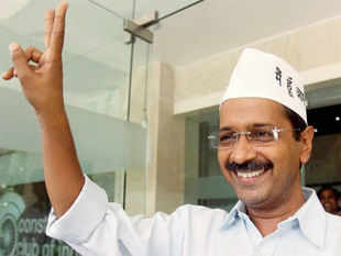 """While the Congress dubbed AAP as the """"B team of BJP"""", the BJP lashed out at Arvind Kejriwal saying the meeting has exposed him. (PTI)"""