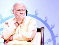 In another no-holds-barred attack on Narendra Modi, Congress today accused the BJP's prime ministerial candidate of spreading poison with his politics.