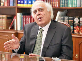 Kapil Sibal said that instead of sharing their vision on issues, opposition leaders were discussing matters like erecting statues