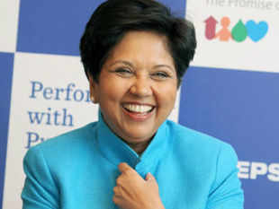 """You know that they bought Thums Up and local brands and we did every thing organically,"" Nooyi said when asked about its competition with Coca Cola."