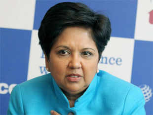 When asked about reports by Goldman Sachs and others citing perceptions of Narendra Modi leading BJP to power, she said the company takes all such commentary coming out of India seriously but corroborates it with PepsiCo employees on the ground.