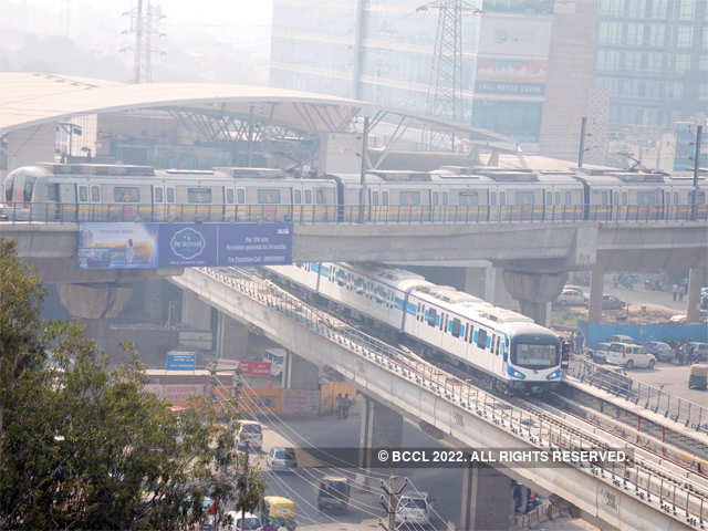 Rapid Metro Fare From Sikanderpur To Cyber City