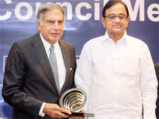 Tata said he was humbled by the honour and recalled how late Prime Minister Rajiv Gandhi had appreciated the role of CII in transforming the country. (PTI)