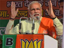 Mocking Rahul Gandhi's habit of rolling up his sleeves, Modi said that he was talking of changing the system when it had been created by members of his family.